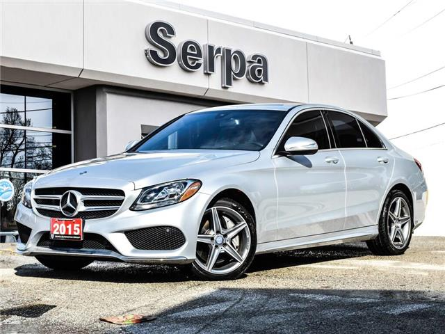 2015 Mercedes-Benz C-Class Base (Stk: P9124) in Toronto - Image 1 of 24