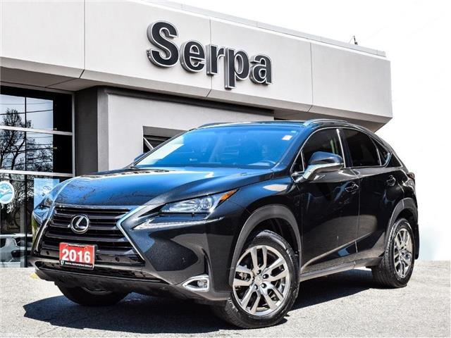 2016 Lexus NX 200t Base (Stk: P9217) in Toronto - Image 1 of 48