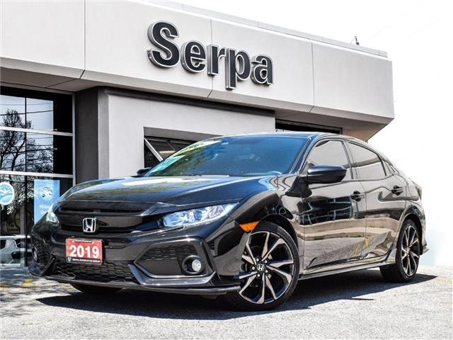 2019 Honda Civic Sport (Stk: P9232) in Toronto - Image 1 of 26