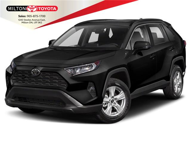2020 Toyota RAV4 XLE (Stk: 075570) in Milton - Image 1 of 9