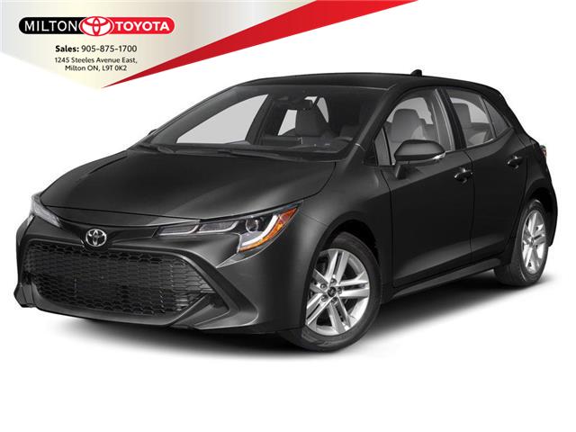 2020 Toyota Corolla Hatchback Base (Stk: 083969) in Milton - Image 1 of 9