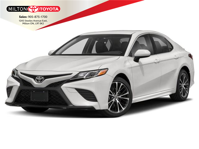 2020 Toyota Camry SE (Stk: 906055) in Milton - Image 1 of 9