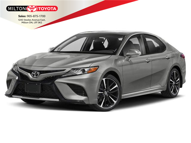 2020 Toyota Camry XSE (Stk: 329351) in Milton - Image 1 of 9