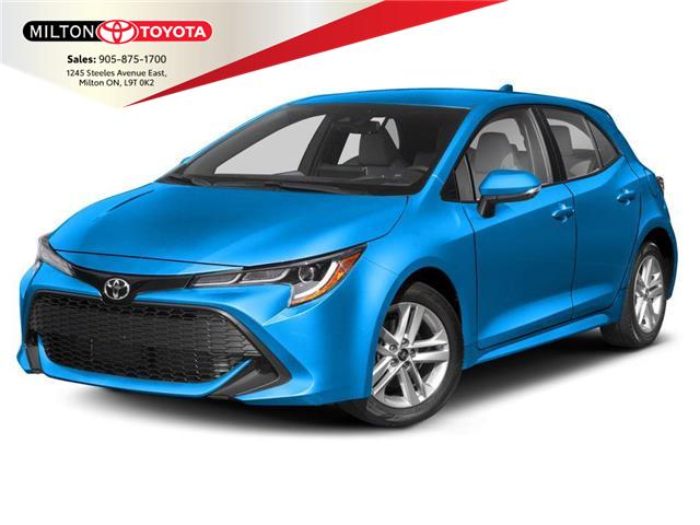 2020 Toyota Corolla Hatchback Base (Stk: 093576) in Milton - Image 1 of 9