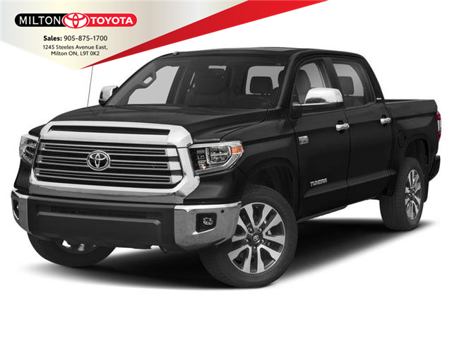 2020 Toyota Tundra Base (Stk: 910333) in Milton - Image 1 of 9