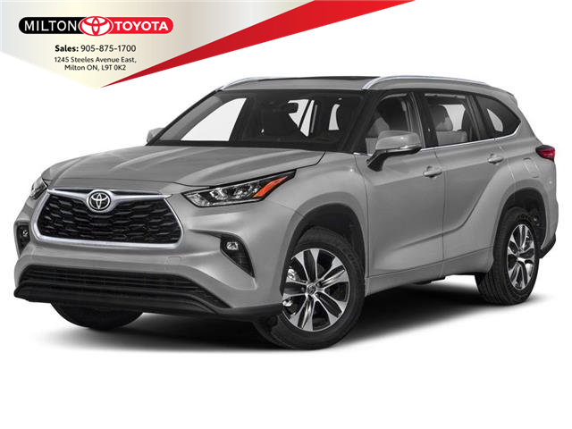 2020 Toyota Highlander XLE (Stk: 508810) in Milton - Image 1 of 9
