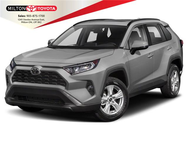 2020 Toyota RAV4 LE (Stk: 114307) in Milton - Image 1 of 9