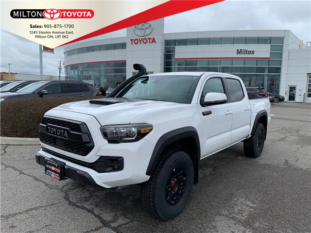 2019 Toyota Tacoma TRD Off Road (Stk: 189081) in Milton - Image 1 of 10