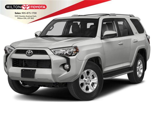 2020 Toyota 4Runner Base (Stk: 810825) in Milton - Image 1 of 9