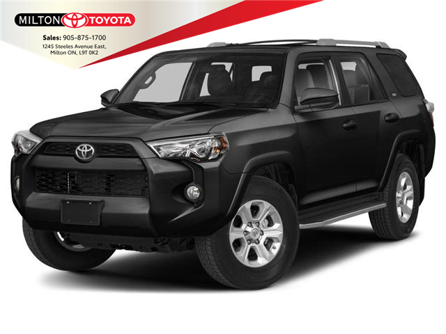 2020 Toyota 4Runner Base (Stk: 807585) in Milton - Image 1 of 9