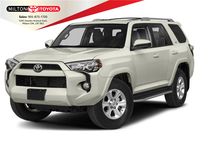 2020 Toyota 4Runner Base (Stk: 809934) in Milton - Image 1 of 9