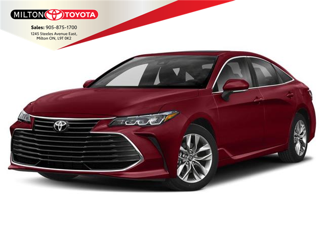 2020 Toyota Avalon Limited (Stk: 049601) in Milton - Image 1 of 9
