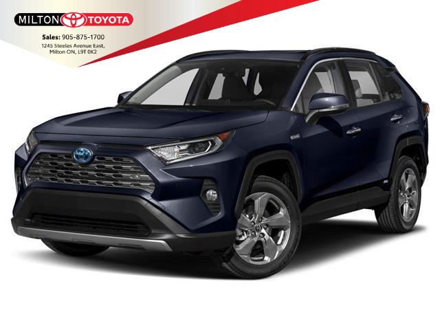 2020 Toyota RAV4 Hybrid Limited (Stk: 099267) in Milton - Image 1 of 9