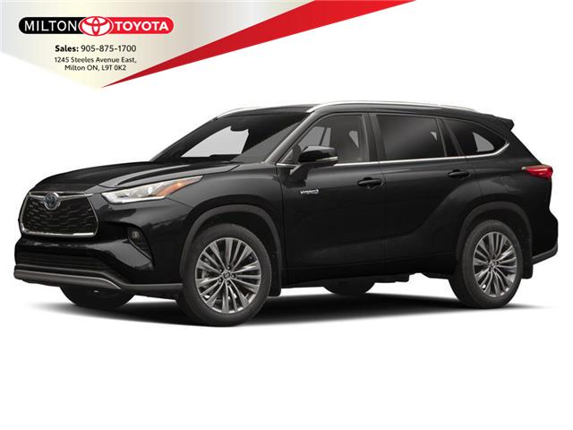 2020 Toyota Highlander Hybrid Limited (Stk: 011355) in Milton - Image 1 of 2