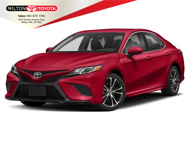 2020 Toyota Camry SE (Stk: 385345) in Milton - Image 1 of 9