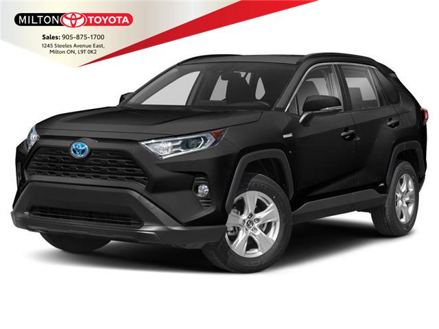 2020 Toyota RAV4 Hybrid XLE (Stk: 102158) in Milton - Image 1 of 9