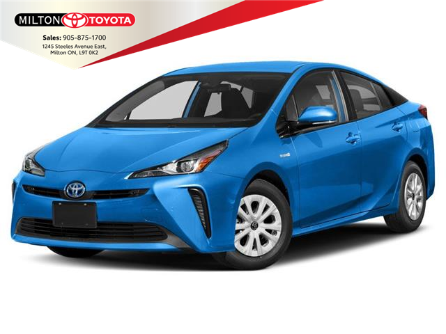 2021 Toyota Prius Technology (Stk: 023336) in Milton - Image 1 of 9
