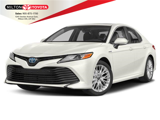 2020 Toyota Camry Hybrid SE (Stk: 523302) in Milton - Image 1 of 9