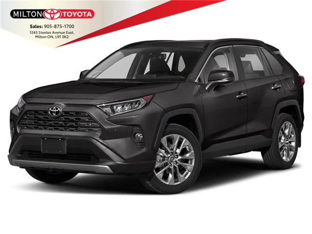 2021 Toyota RAV4 Limited (Stk: 141963) in Milton - Image 1 of 9