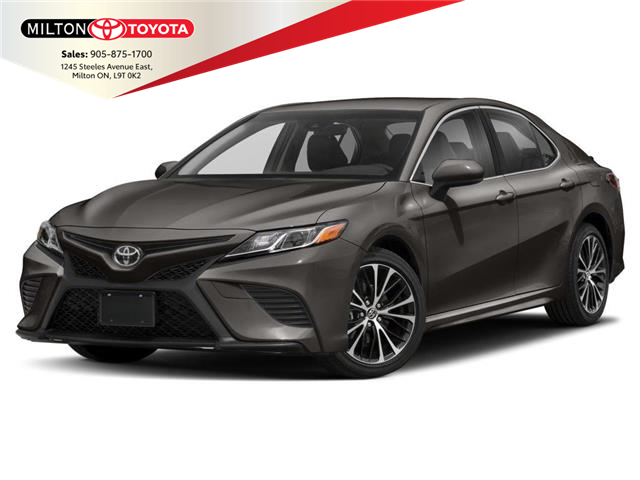 2020 Toyota Camry SE (Stk: 379472) in Milton - Image 1 of 9