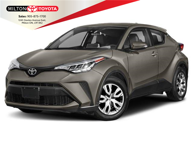 2021 Toyota C-HR Limited (Stk: 096039) in Milton - Image 1 of 9