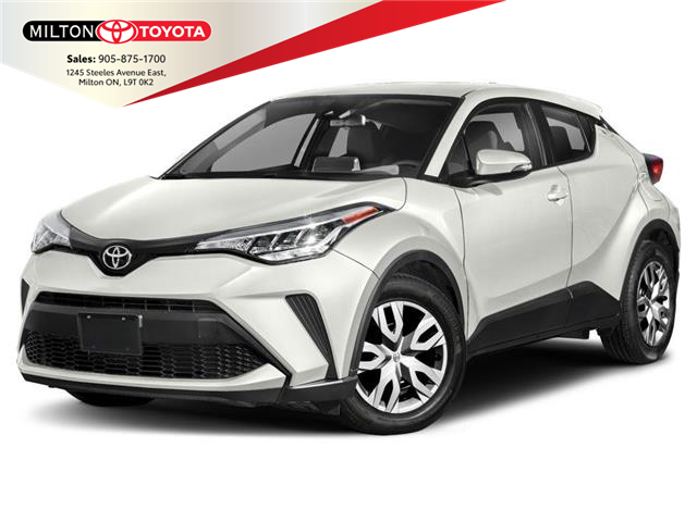 2021 Toyota C-HR LE (Stk: 097154) in Milton - Image 1 of 9