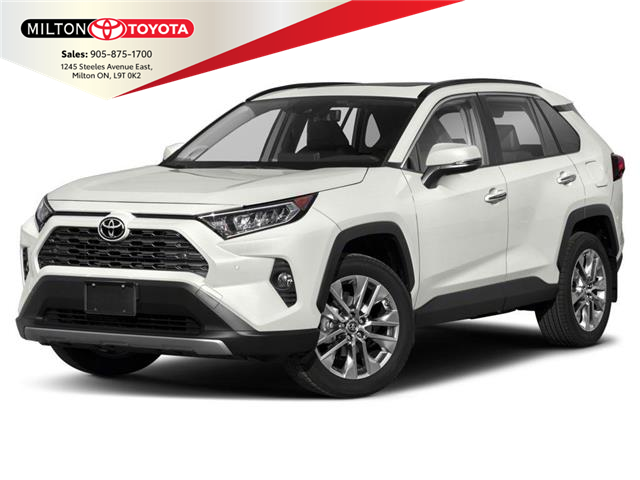 2021 Toyota RAV4 Limited (Stk: 149434) in Milton - Image 1 of 9