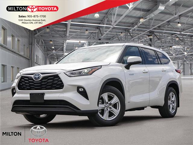 2020 Toyota Highlander Hybrid LE (Stk: 505155) in Milton - Image 1 of 23