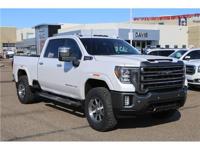 2020 GMC Sierra 3500HD SLT (Stk: 177173) in Medicine Hat - Image 1 of 24