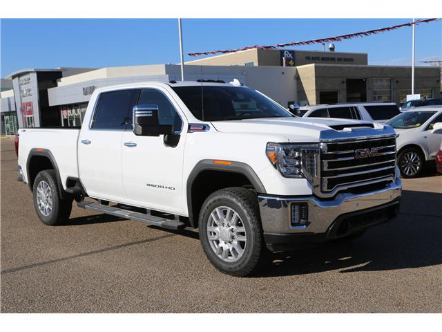 2020 GMC Sierra 3500HD SLT (Stk: 176822) in Medicine Hat - Image 1 of 22