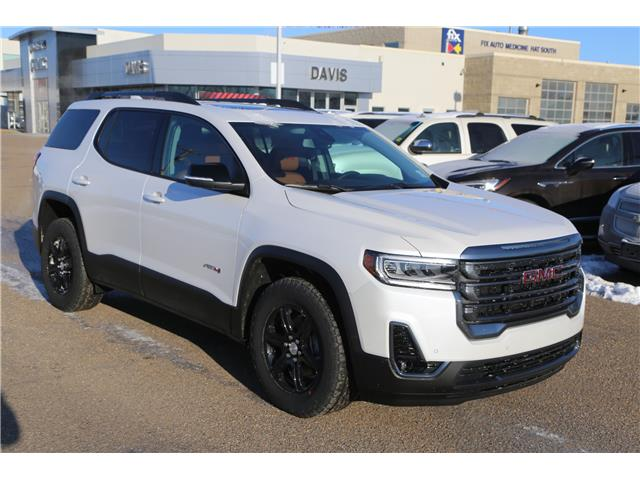 2020 GMC Acadia AT4 (Stk: 181005) in Medicine Hat - Image 1 of 28