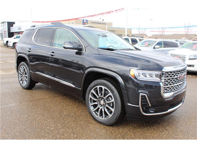 2020 GMC Acadia Denali (Stk: 182384) in Medicine Hat - Image 1 of 16