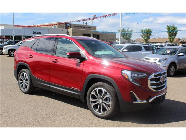 2020 GMC Terrain SLT (Stk: 182803) in Medicine Hat - Image 1 of 25