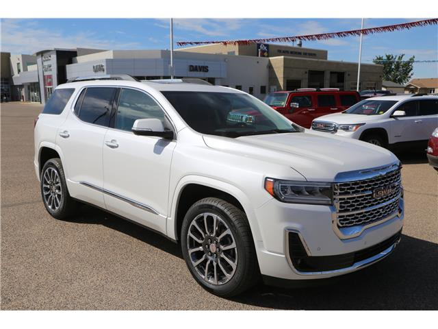 2020 GMC Acadia Denali (Stk: 185381) in Medicine Hat - Image 1 of 24