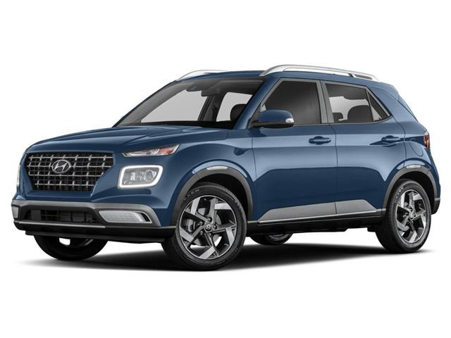 2020 Hyundai Venue Ultimate w/Black Interior (IVT) (Stk: 033138) in Milton - Image 1 of 2