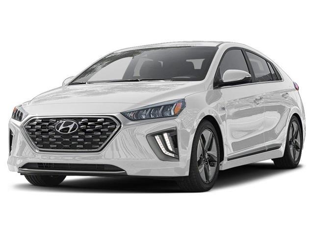 2020 Hyundai Ioniq Hybrid Ultimate (Stk: 206826) in Milton - Image 1 of 2
