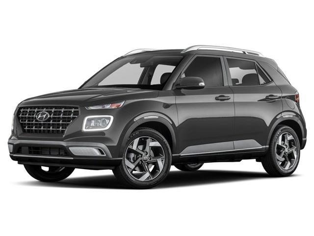 2020 Hyundai Venue Ultimate w/Black Interior (IVT) (Stk: 040508) in Milton - Image 1 of 2