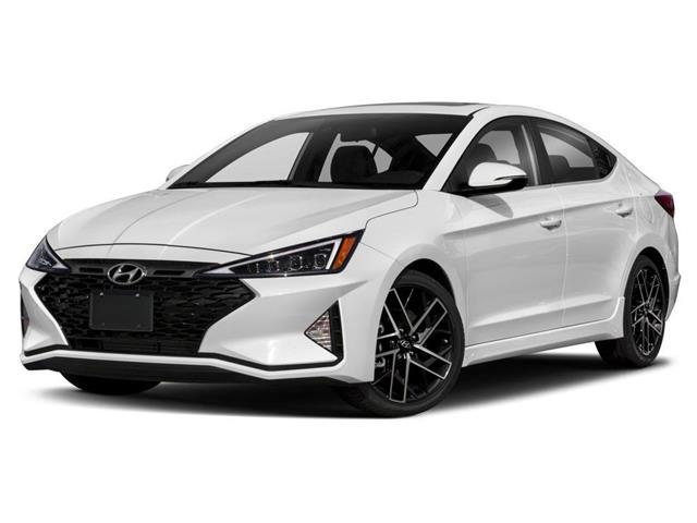 2020 Hyundai Elantra Sport (Stk: 062666) in Milton - Image 1 of 9