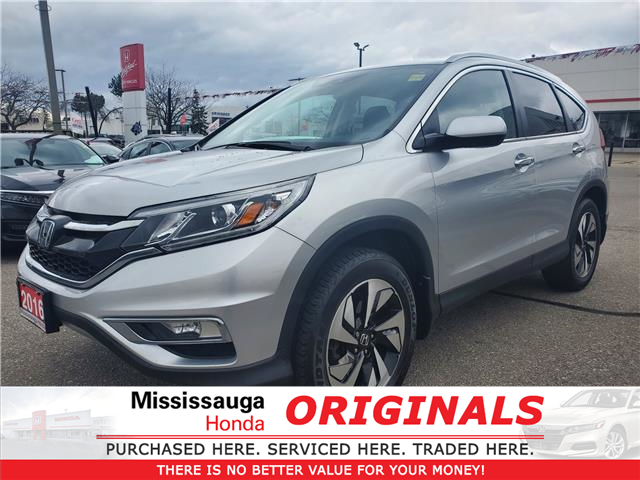 2016 Honda CR-V Touring (Stk: 327381A) in Mississauga - Image 1 of 24