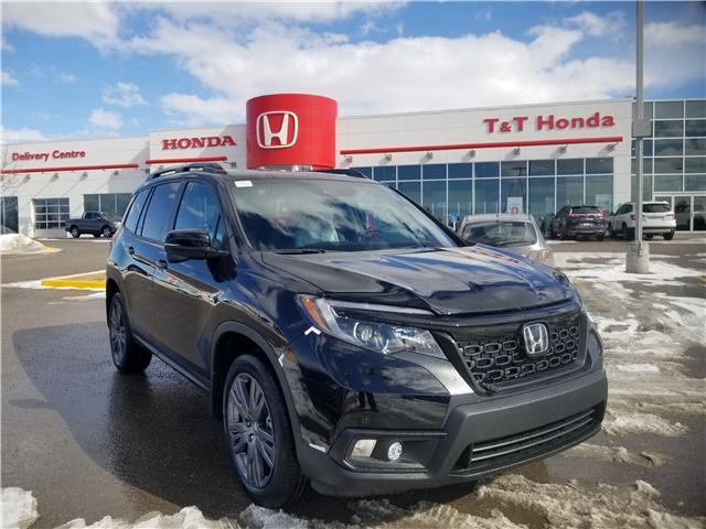 2019 Honda Passport EX-L (Stk: 2190803) in Calgary - Image 1 of 10