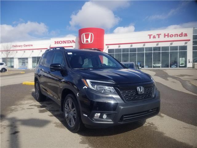 2019 Honda Passport EX-L (Stk: 2191292) in Calgary - Image 1 of 10