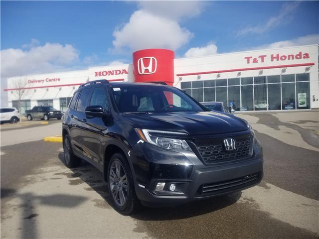2019 Honda Passport EX-L (Stk: 6191717) in Calgary - Image 1 of 10
