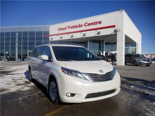 2017 Toyota Sienna  (Stk: 2191555A) in Calgary - Image 1 of 29