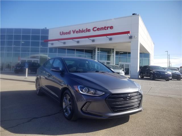 2017 Hyundai Elantra GL (Stk: U204086) in Calgary - Image 1 of 23