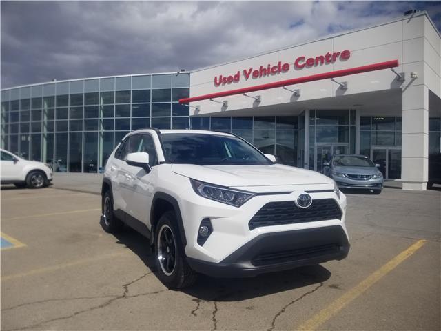 2019 Toyota RAV4 XLE (Stk: 2190070A) in Calgary - Image 1 of 21