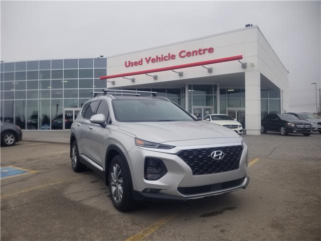 2019 Hyundai Santa Fe Luxury (Stk: 2200300B) in Calgary - Image 1 of 27