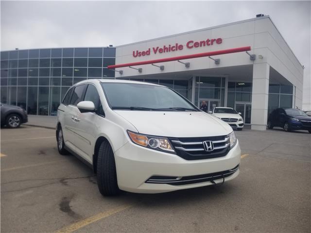 2015 Honda Odyssey EX (Stk: 2200441A) in Calgary - Image 1 of 28