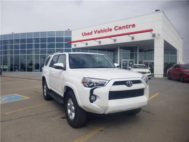 2019 Toyota 4Runner SR5 (Stk: 2200478A) in Calgary - Image 1 of 28
