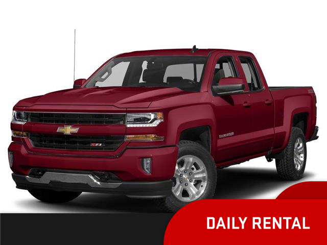 2018 Chevrolet Silverado 1500  (Stk: YTJT28192) in Terrace Bay - Image 1 of 9