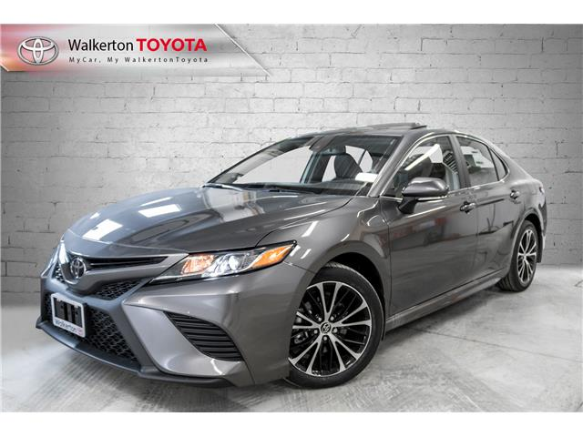 2020 Toyota Camry SE (Stk: 20145) in Walkerton - Image 1 of 10
